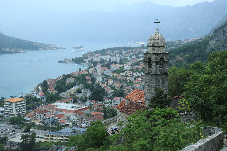kotor montenegro festung